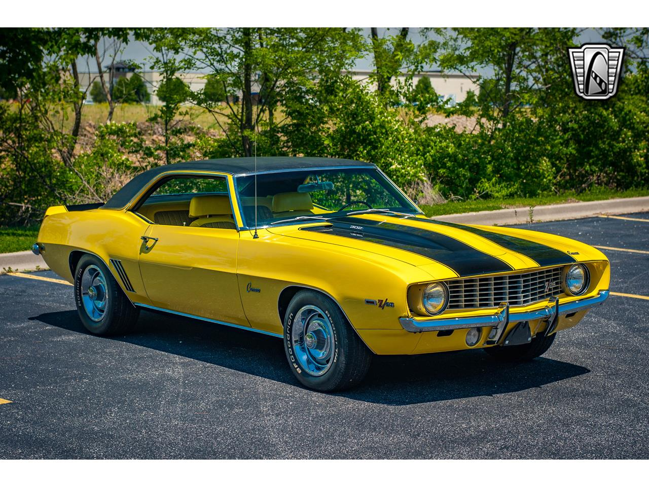 Large Picture of 1969 Chevrolet Camaro located in Illinois - $91,000.00 Offered by Gateway Classic Cars - St. Louis - QB9B