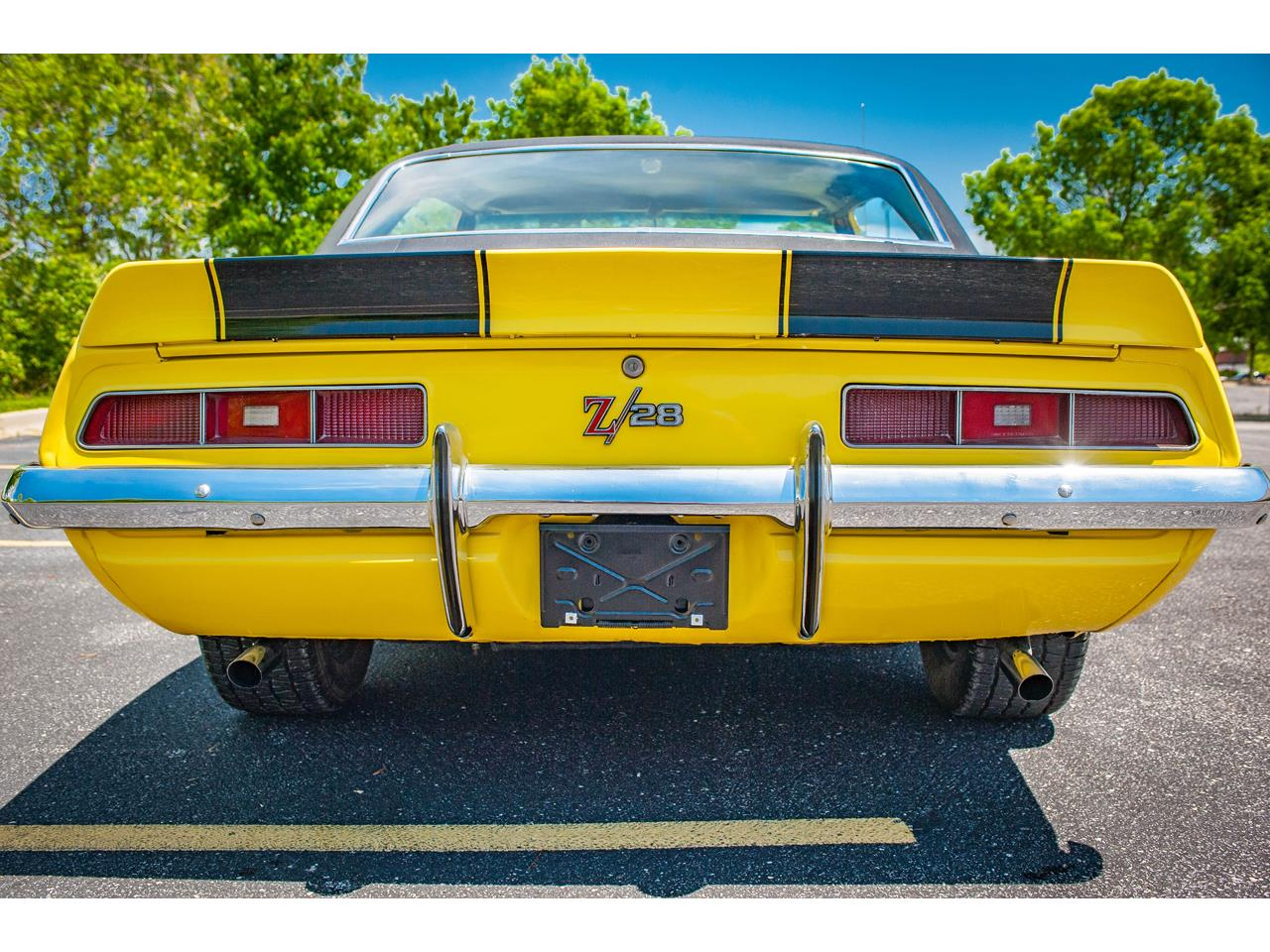 Large Picture of Classic 1969 Chevrolet Camaro - $91,000.00 Offered by Gateway Classic Cars - St. Louis - QB9B