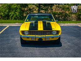 Picture of Classic '69 Chevrolet Camaro located in O'Fallon Illinois Offered by Gateway Classic Cars - St. Louis - QB9B
