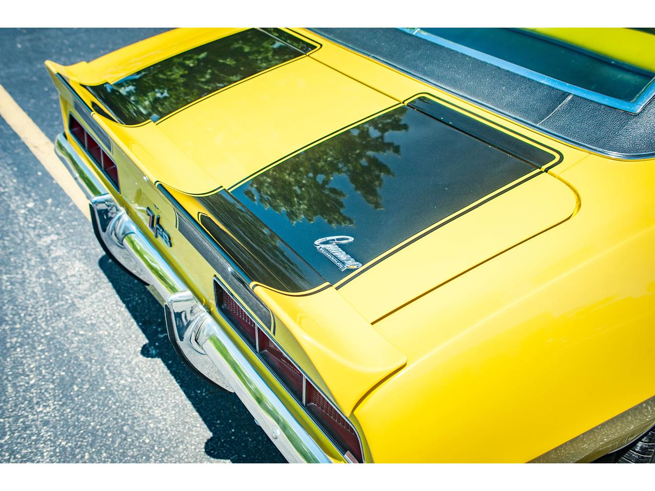 Large Picture of 1969 Chevrolet Camaro located in Illinois - QB9B