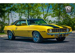 Picture of Classic 1969 Chevrolet Camaro located in O'Fallon Illinois - $91,000.00 Offered by Gateway Classic Cars - St. Louis - QB9B
