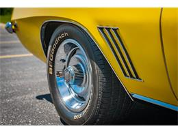 Picture of 1969 Chevrolet Camaro located in Illinois - $91,000.00 Offered by Gateway Classic Cars - St. Louis - QB9B