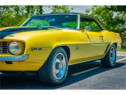Picture of Classic 1969 Chevrolet Camaro located in Illinois Offered by Gateway Classic Cars - St. Louis - QB9B