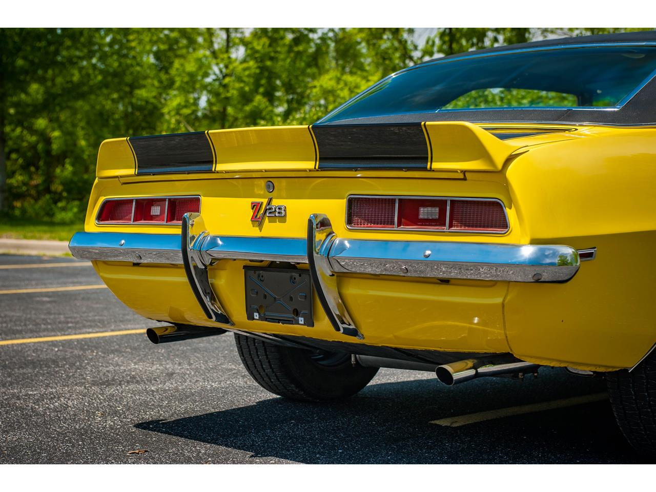 Large Picture of 1969 Camaro - $91,000.00 Offered by Gateway Classic Cars - St. Louis - QB9B