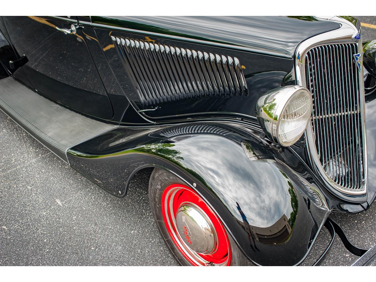 Large Picture of '34 5-Window Coupe - QB9C