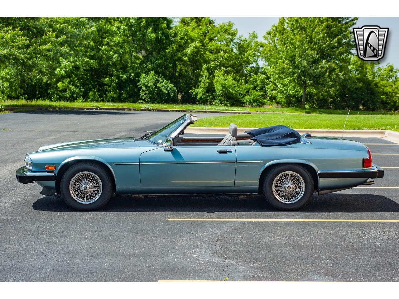 Large Picture of '90 Jaguar XJS located in O'Fallon Illinois Offered by Gateway Classic Cars - St. Louis - QB9E