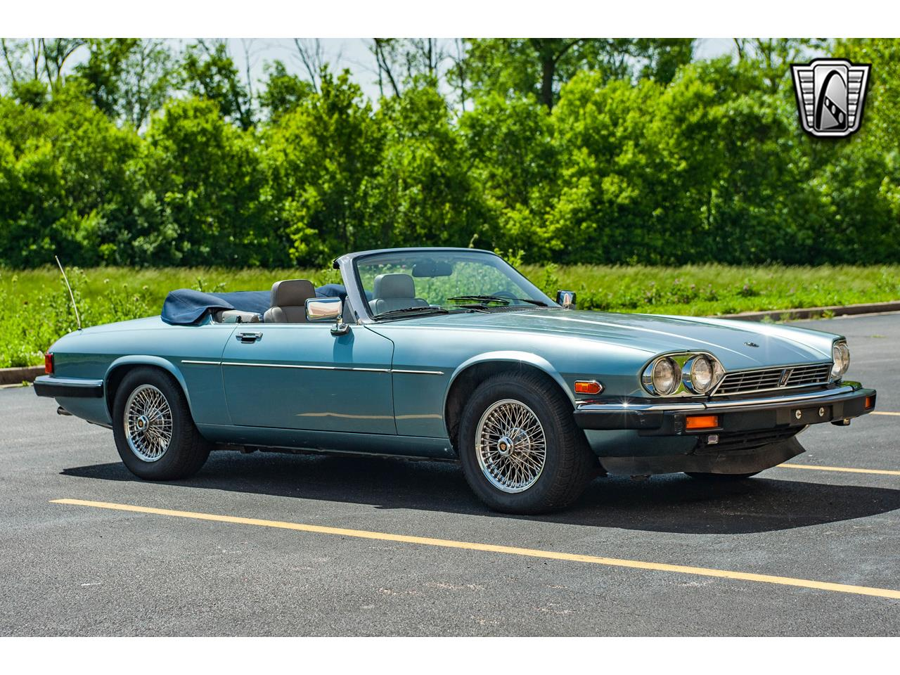 Large Picture of '90 Jaguar XJS located in Illinois - $15,500.00 Offered by Gateway Classic Cars - St. Louis - QB9E