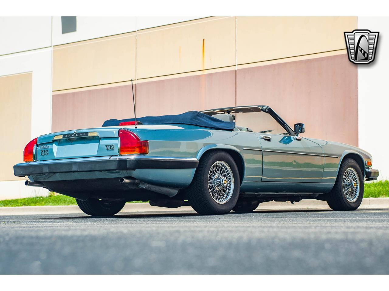 Large Picture of '90 XJS Offered by Gateway Classic Cars - St. Louis - QB9E