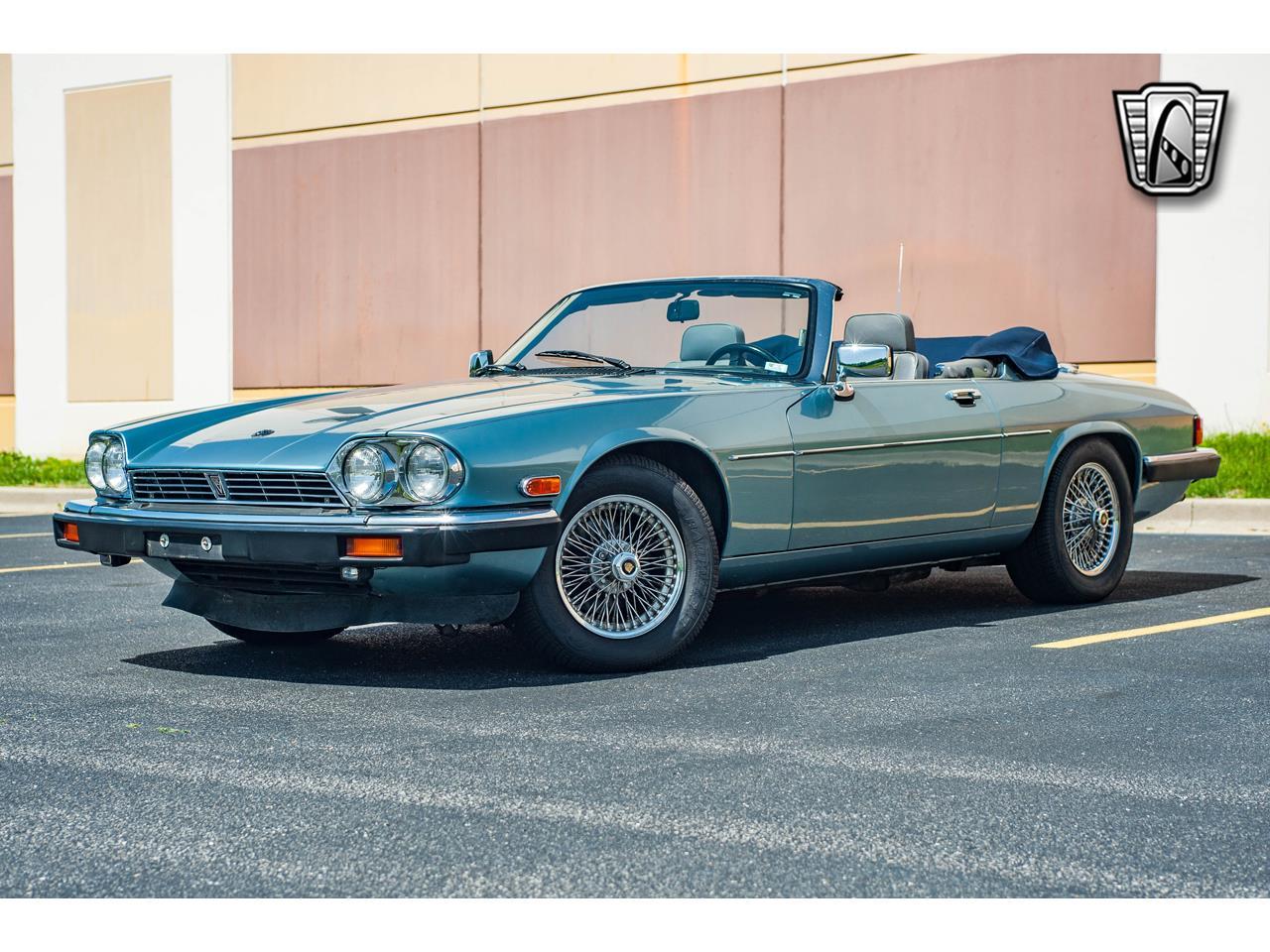 Large Picture of '90 Jaguar XJS located in O'Fallon Illinois - $15,500.00 - QB9E