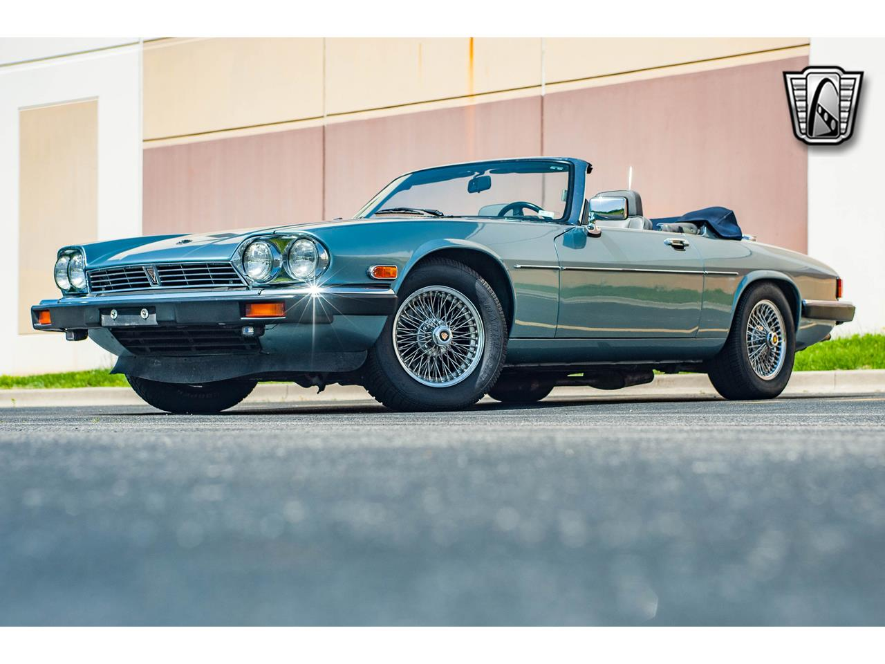 Large Picture of 1990 XJS located in O'Fallon Illinois - $15,500.00 Offered by Gateway Classic Cars - St. Louis - QB9E