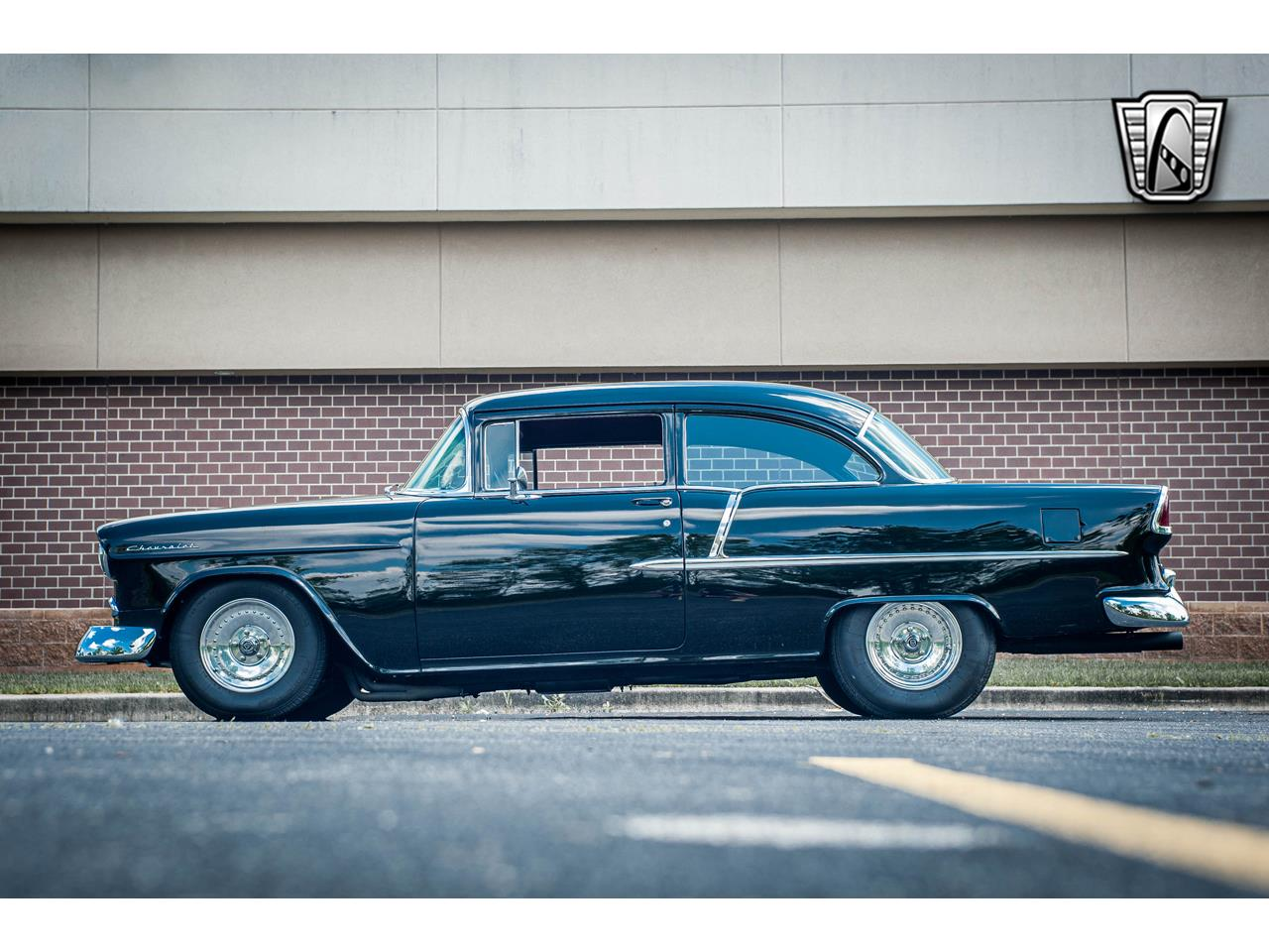 Large Picture of '55 Chevrolet Bel Air located in Illinois - $48,500.00 - QB9F