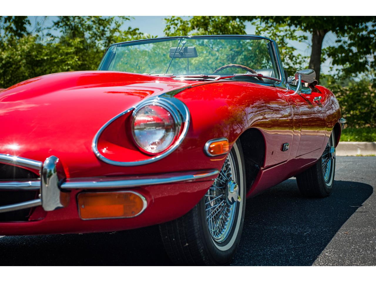 Large Picture of '71 E-Type - QB9H