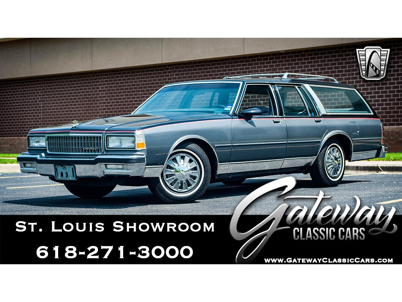 Large Picture of 1989 Chevrolet Caprice located in Illinois - $17,995.00 Offered by Gateway Classic Cars - St. Louis - QB9K