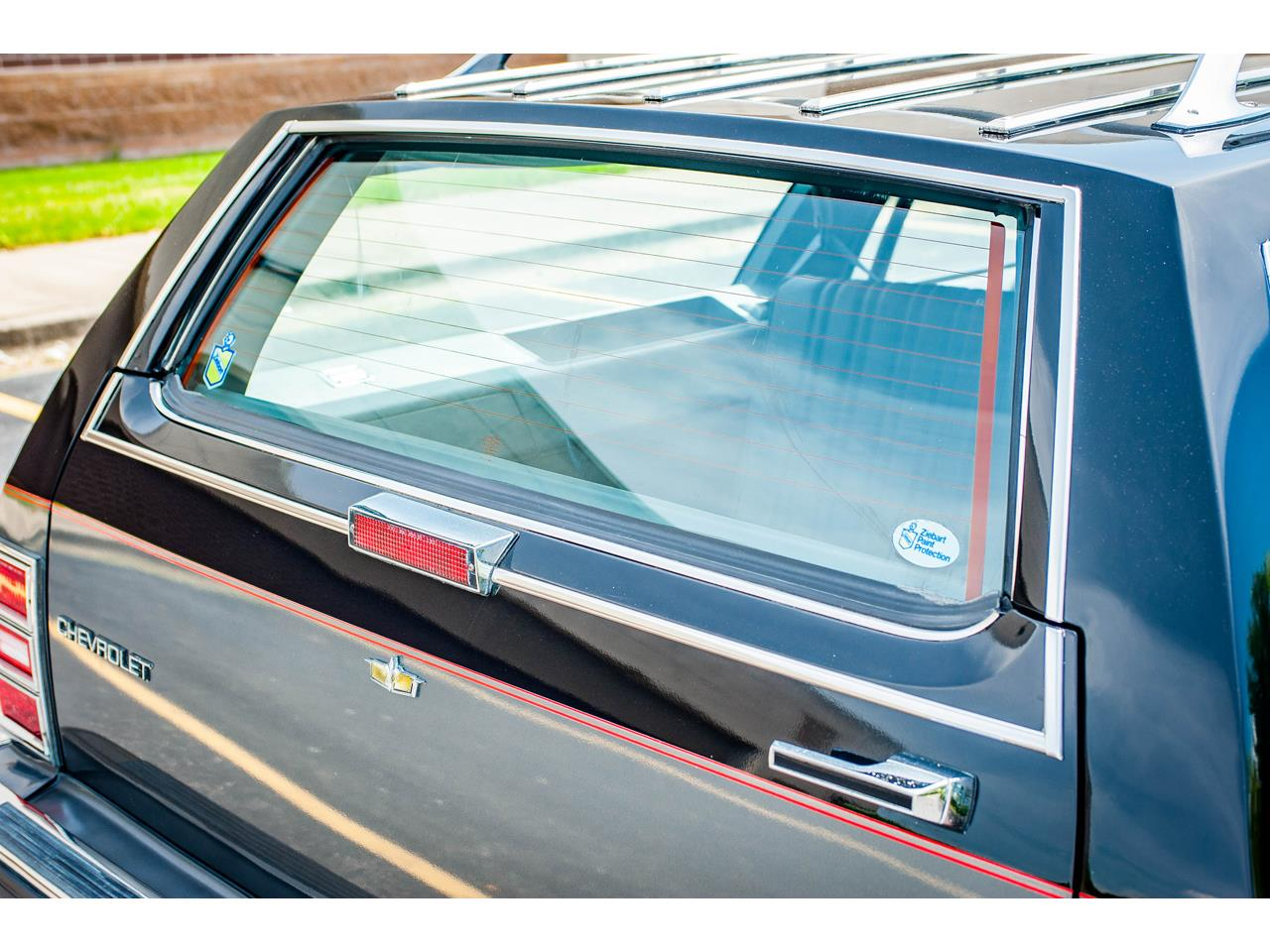Large Picture of '89 Chevrolet Caprice Offered by Gateway Classic Cars - St. Louis - QB9K