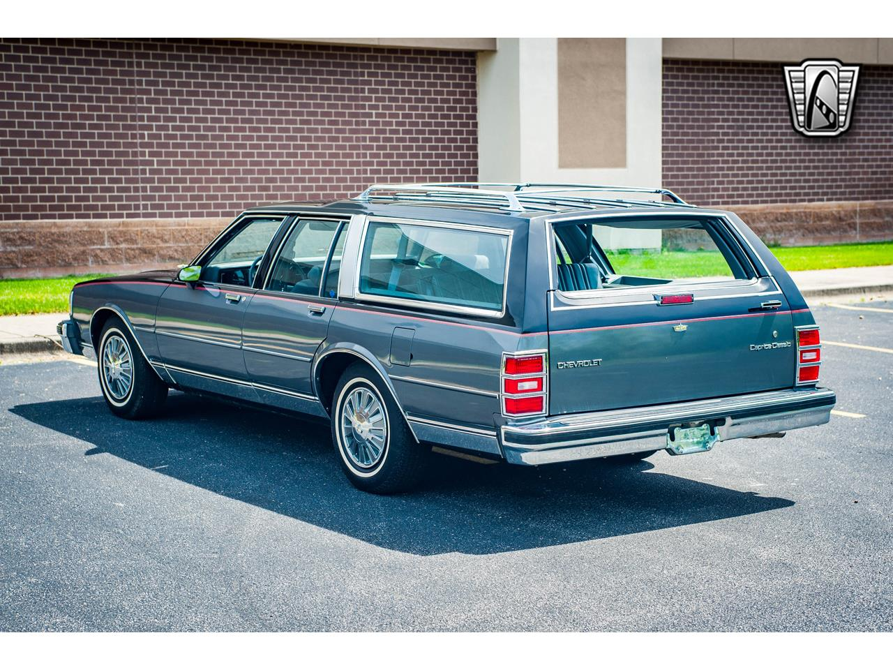 Large Picture of '89 Caprice Offered by Gateway Classic Cars - St. Louis - QB9K