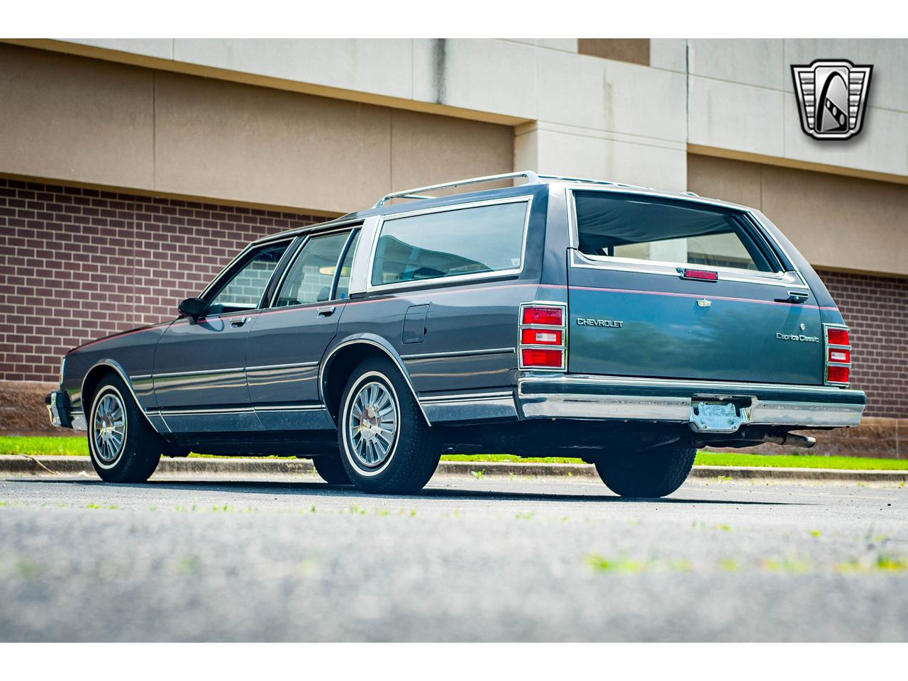 Large Picture of 1989 Chevrolet Caprice located in Illinois - $17,995.00 - QB9K