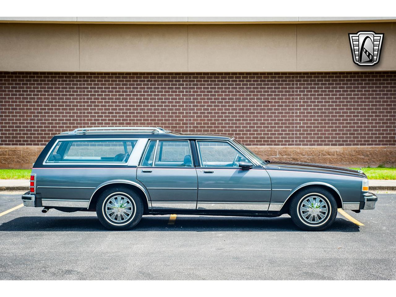Large Picture of 1989 Caprice located in O'Fallon Illinois Offered by Gateway Classic Cars - St. Louis - QB9K