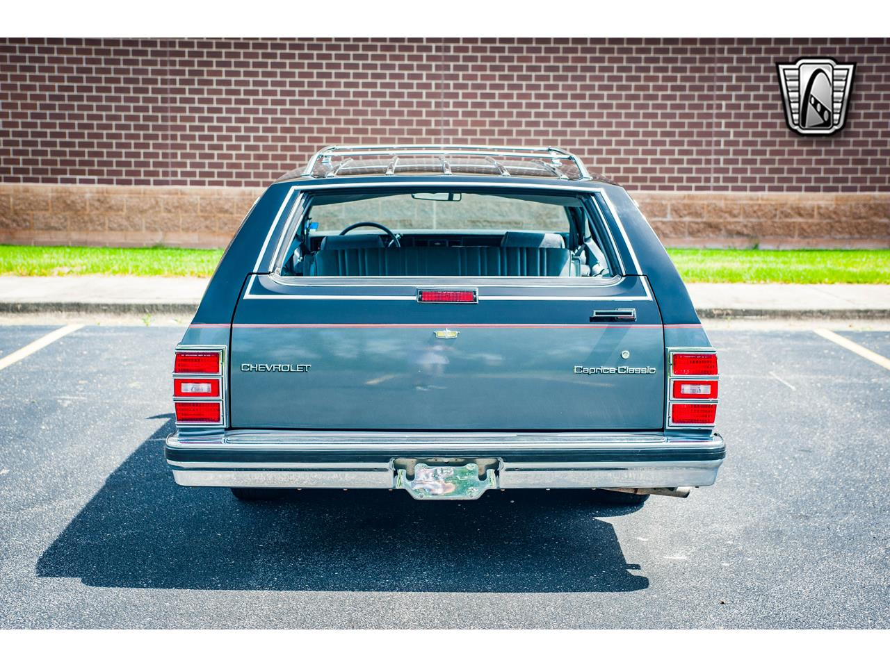 Large Picture of 1989 Caprice located in Illinois - $17,995.00 Offered by Gateway Classic Cars - St. Louis - QB9K