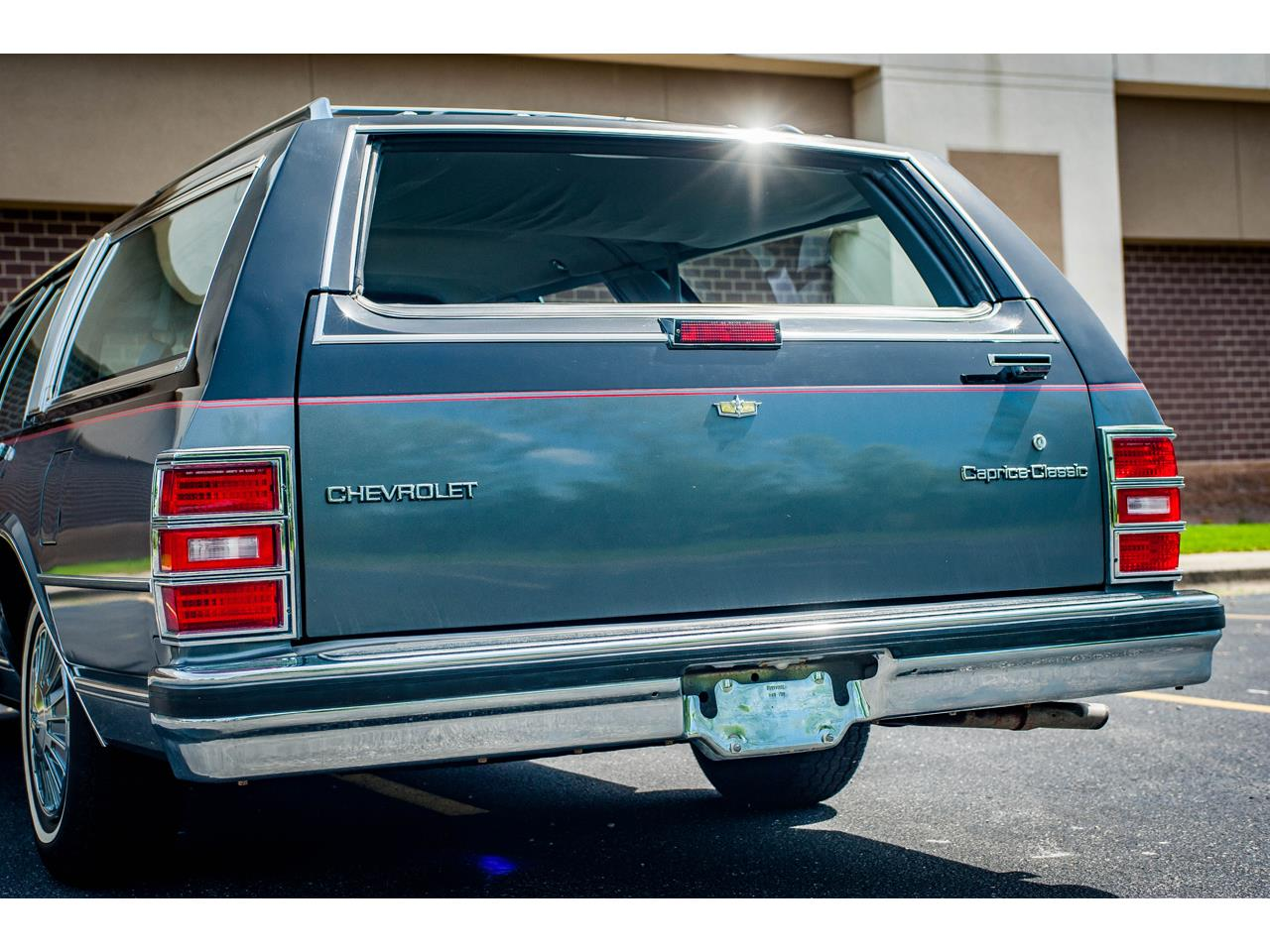 Large Picture of 1989 Chevrolet Caprice - $17,995.00 Offered by Gateway Classic Cars - St. Louis - QB9K
