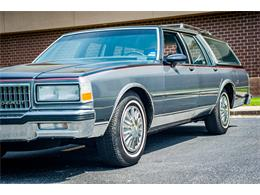Picture of '89 Chevrolet Caprice located in Illinois - $17,995.00 Offered by Gateway Classic Cars - St. Louis - QB9K