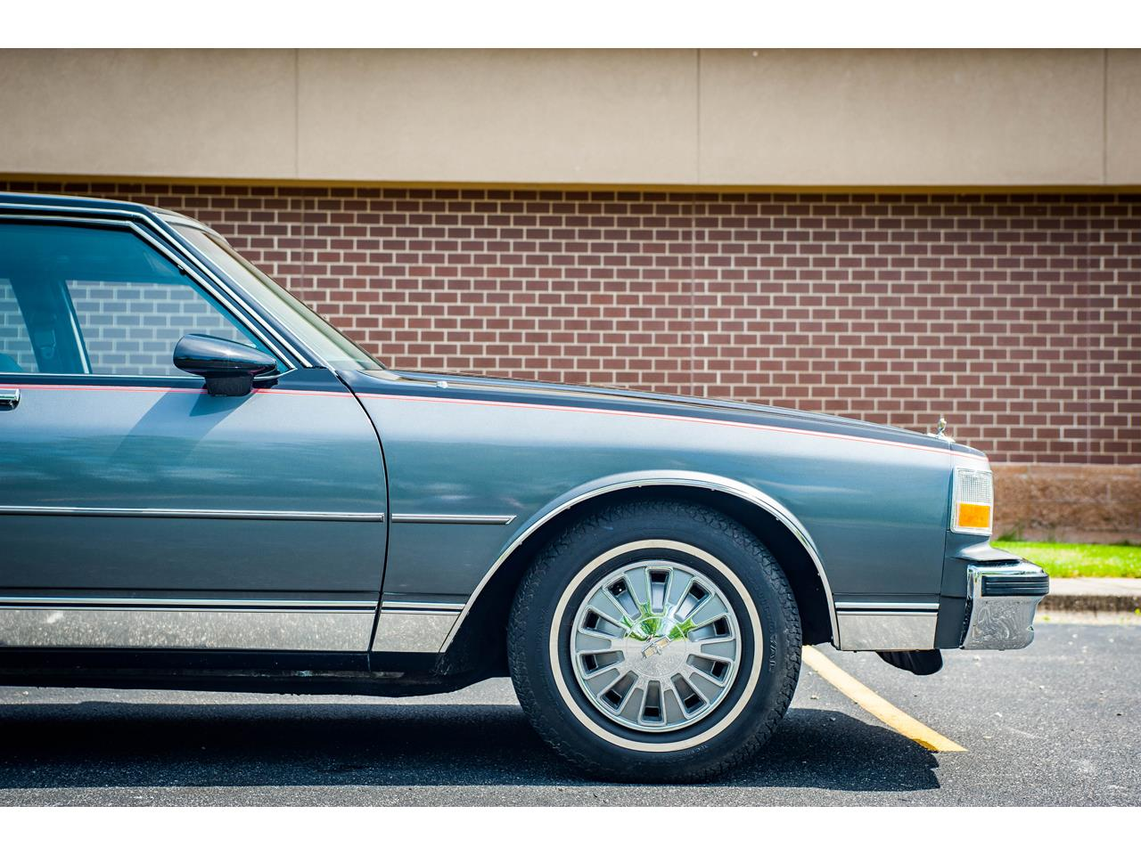 Large Picture of 1989 Caprice Offered by Gateway Classic Cars - St. Louis - QB9K