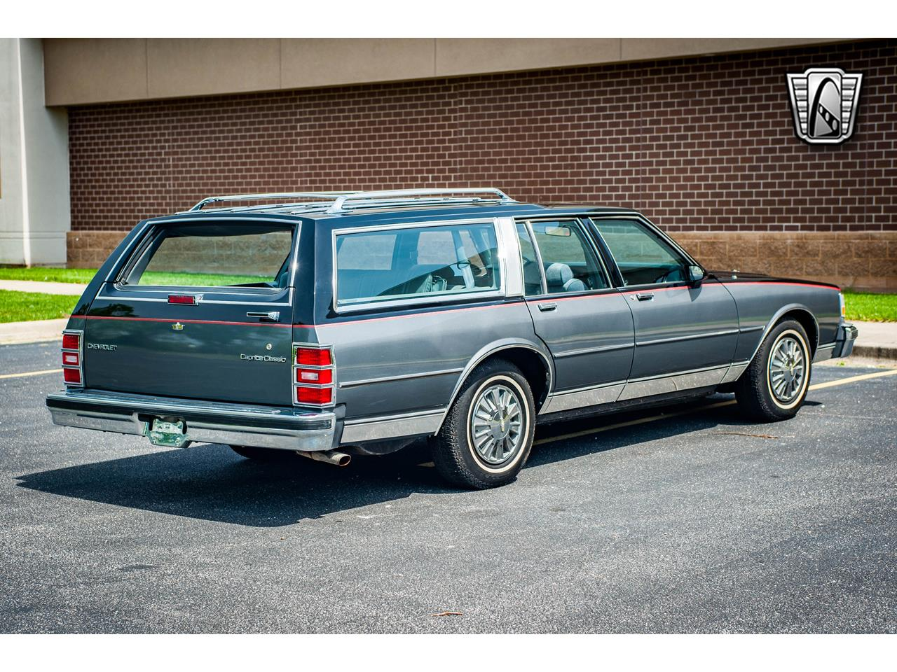Large Picture of '89 Chevrolet Caprice - $17,995.00 Offered by Gateway Classic Cars - St. Louis - QB9K