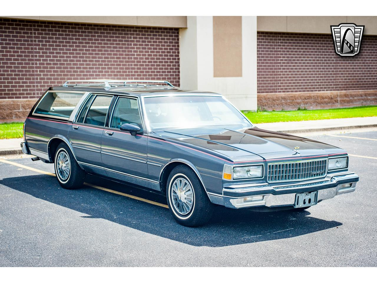 Large Picture of '89 Caprice - $17,995.00 Offered by Gateway Classic Cars - St. Louis - QB9K