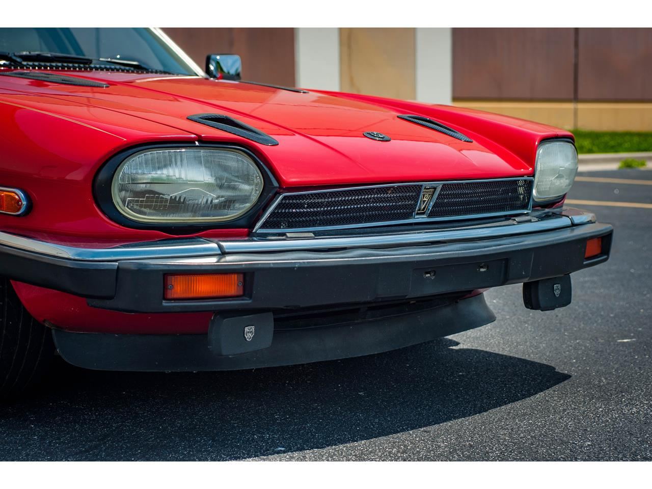 Large Picture of '89 Jaguar XJS located in Illinois - $20,000.00 Offered by Gateway Classic Cars - St. Louis - QB9L