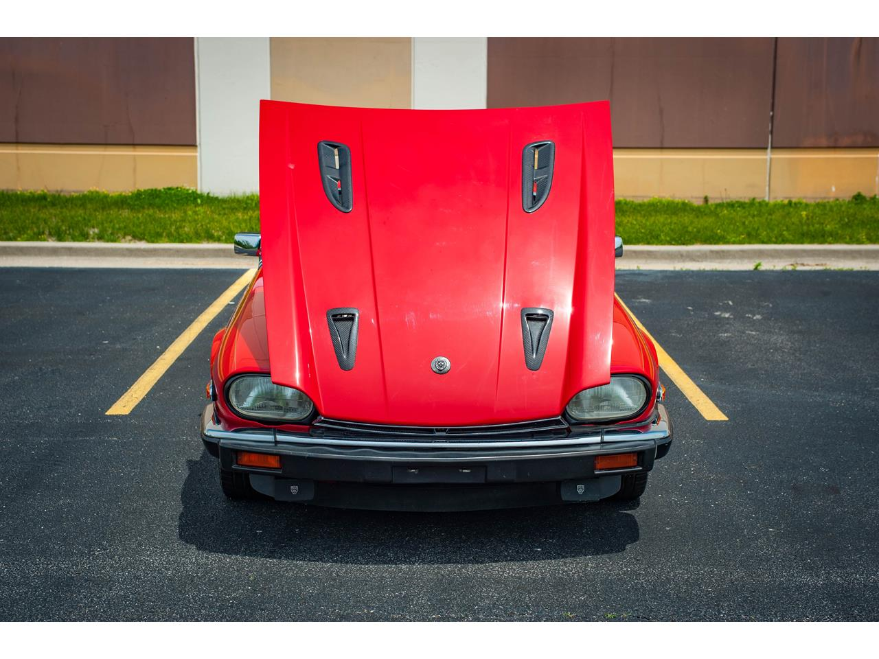 Large Picture of 1989 Jaguar XJS located in O'Fallon Illinois Offered by Gateway Classic Cars - St. Louis - QB9L