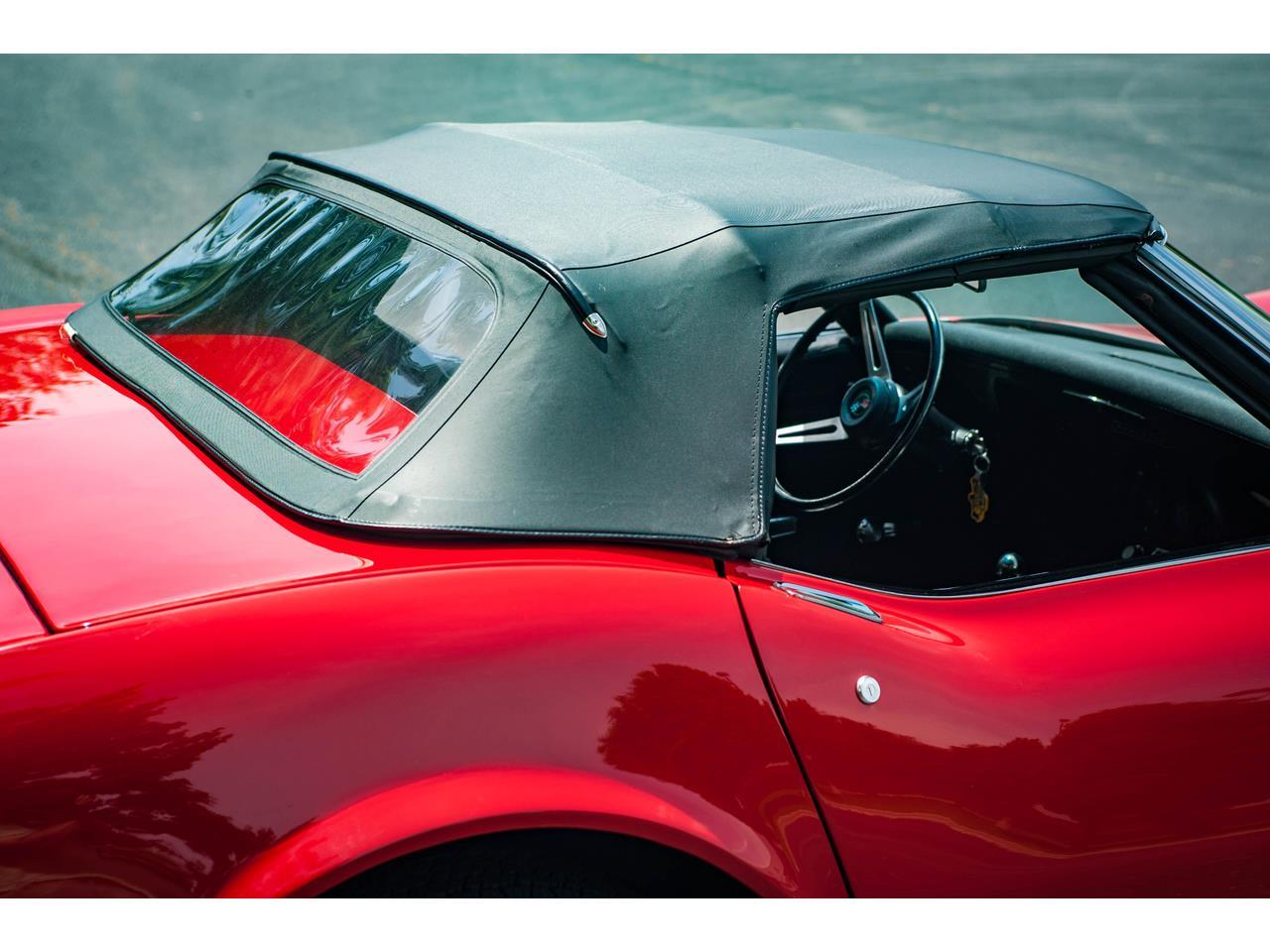 Large Picture of 1971 Chevrolet Corvette located in Illinois - QB9M