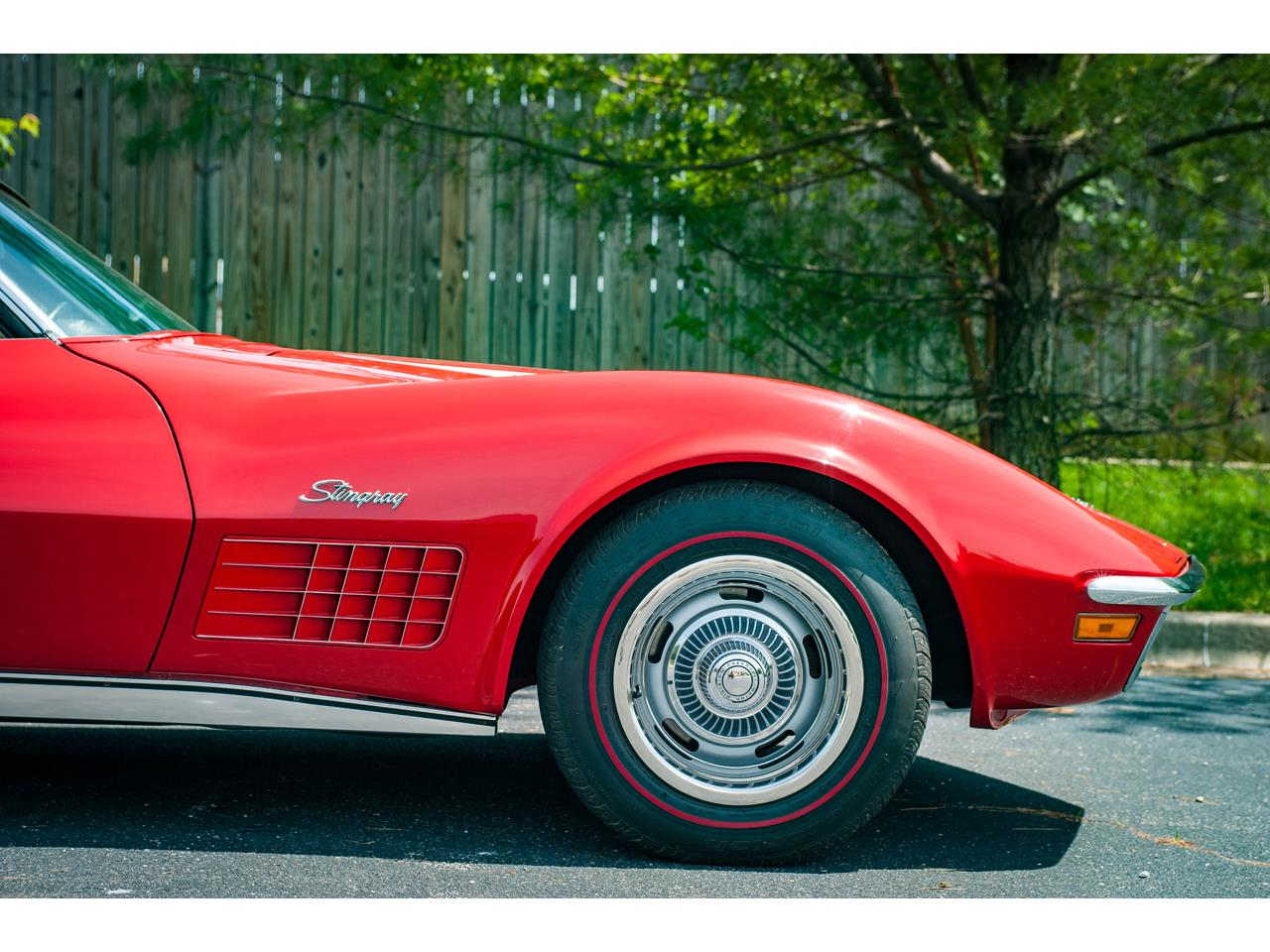 Large Picture of Classic '71 Chevrolet Corvette located in O'Fallon Illinois Offered by Gateway Classic Cars - St. Louis - QB9M