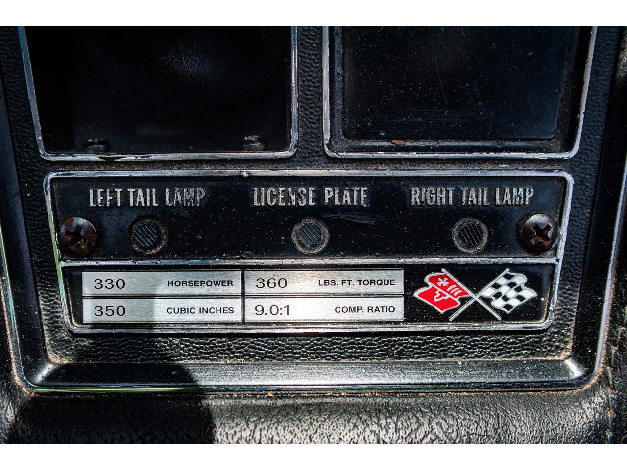 Large Picture of Classic '71 Chevrolet Corvette located in O'Fallon Illinois - $40,500.00 - QB9M