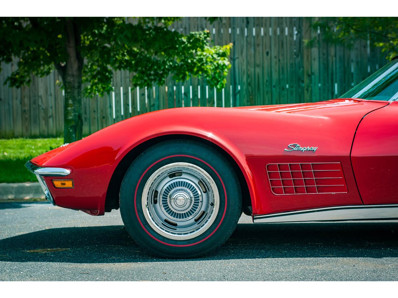 Large Picture of Classic 1971 Chevrolet Corvette located in O'Fallon Illinois Offered by Gateway Classic Cars - St. Louis - QB9M