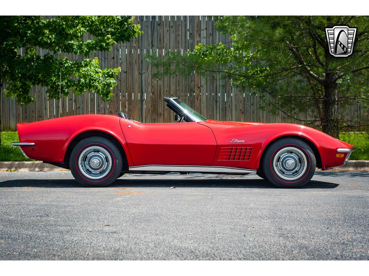 Large Picture of '71 Corvette - $40,500.00 Offered by Gateway Classic Cars - St. Louis - QB9M
