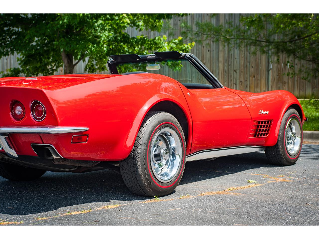 Large Picture of '71 Chevrolet Corvette Offered by Gateway Classic Cars - St. Louis - QB9M