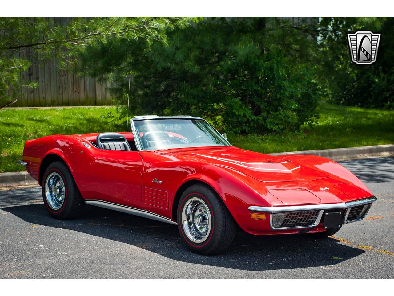 Large Picture of 1971 Chevrolet Corvette located in Illinois Offered by Gateway Classic Cars - St. Louis - QB9M