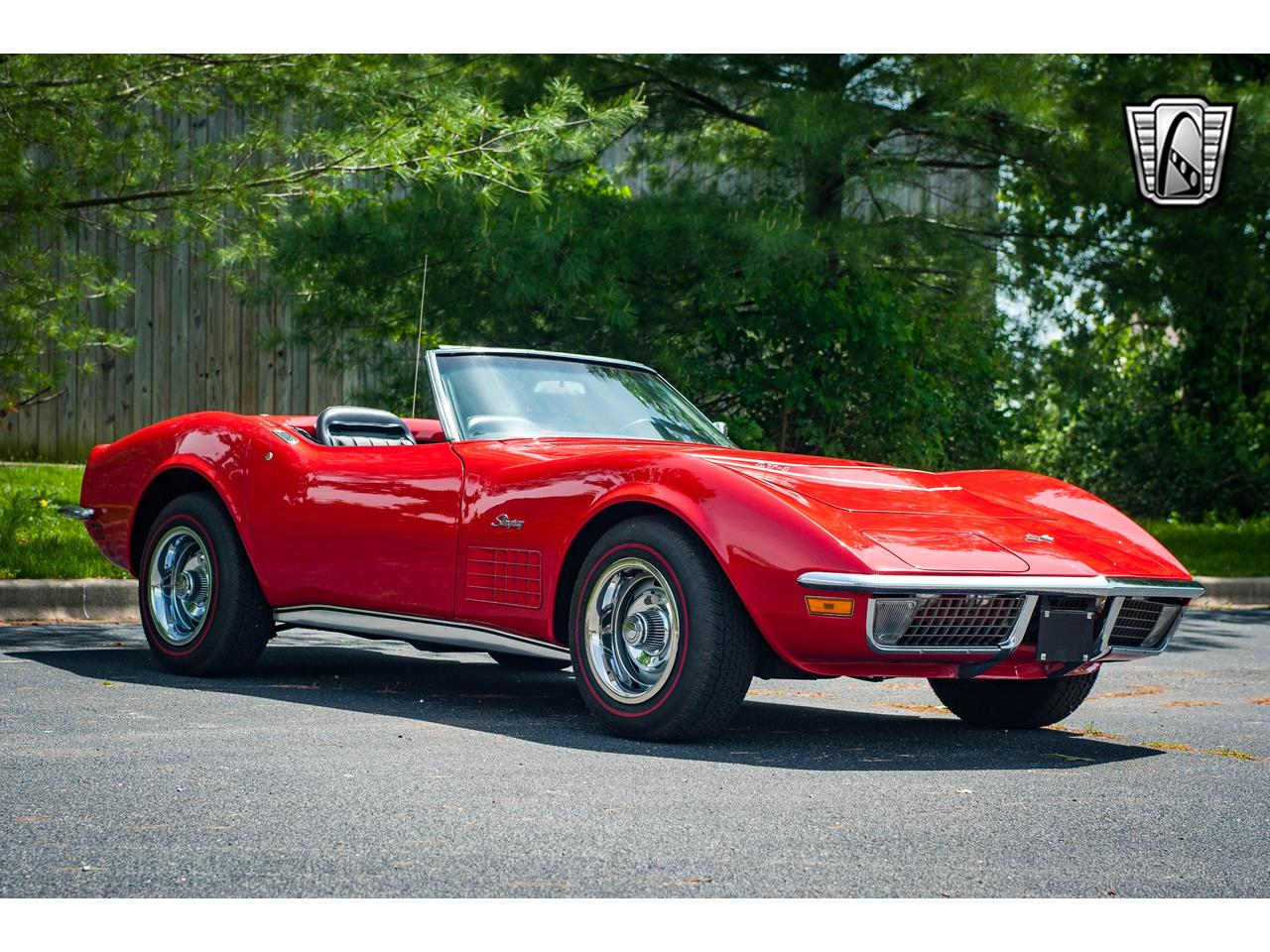 Large Picture of Classic '71 Corvette - $40,500.00 Offered by Gateway Classic Cars - St. Louis - QB9M
