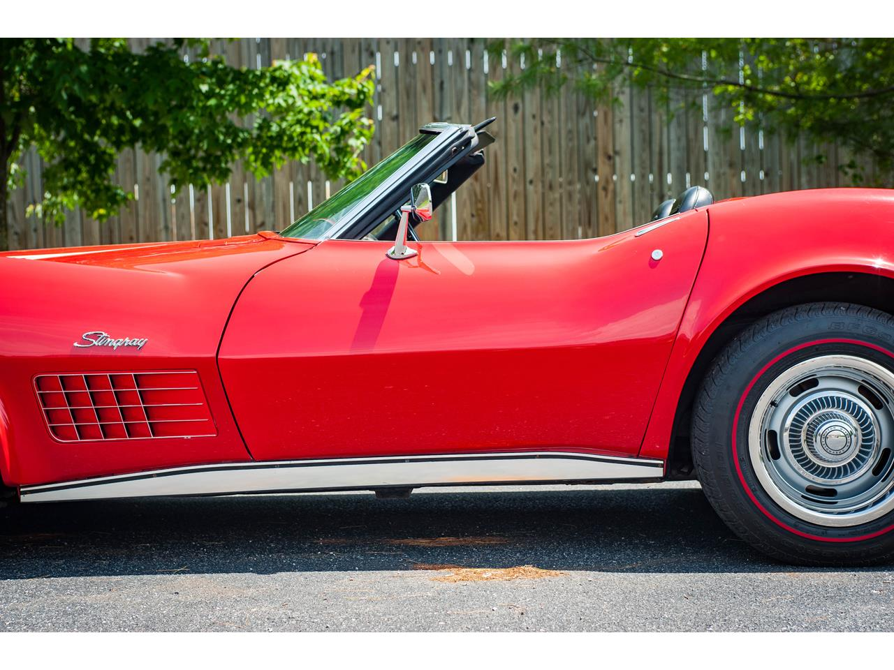 Large Picture of Classic '71 Chevrolet Corvette Offered by Gateway Classic Cars - St. Louis - QB9M