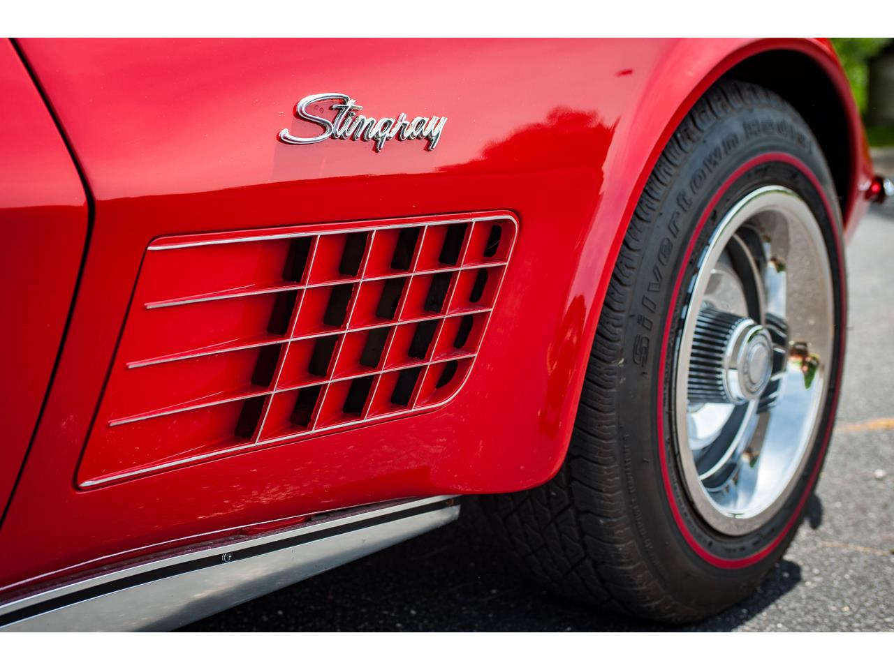 Large Picture of '71 Chevrolet Corvette located in Illinois Offered by Gateway Classic Cars - St. Louis - QB9M