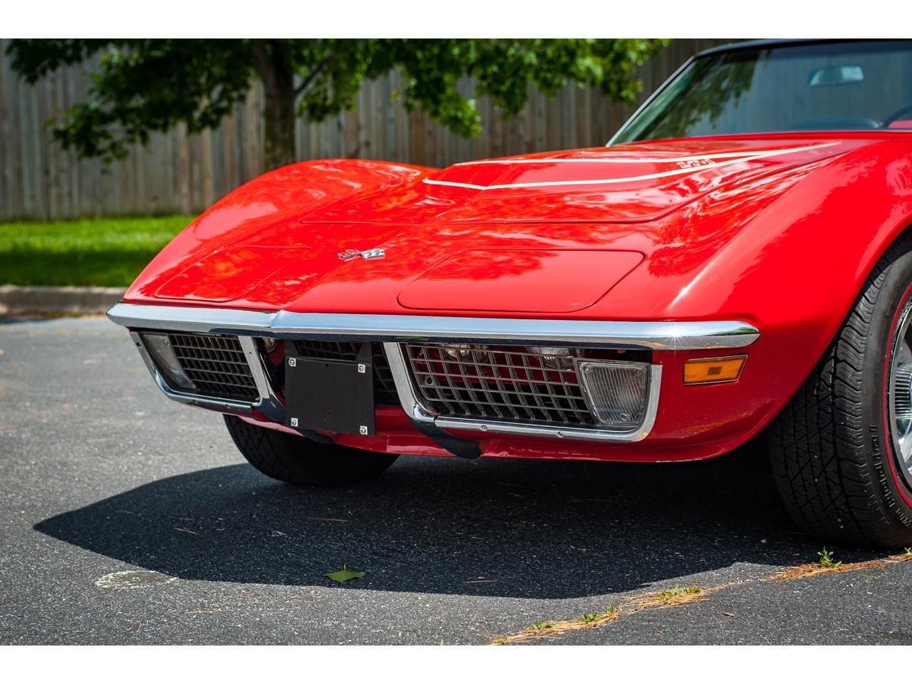 Large Picture of 1971 Corvette - QB9M