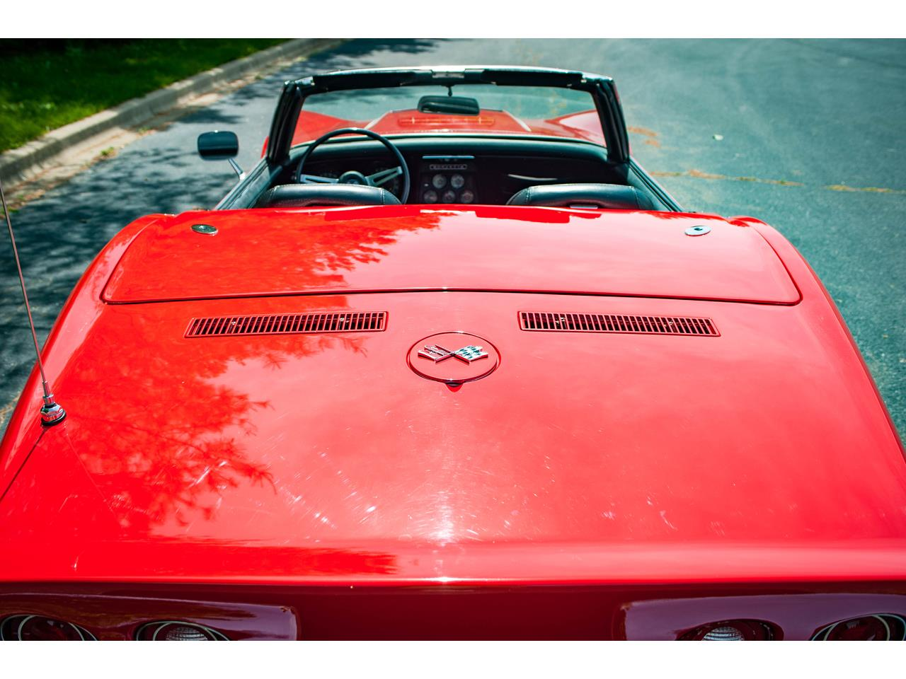 Large Picture of Classic 1971 Chevrolet Corvette Offered by Gateway Classic Cars - St. Louis - QB9M