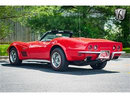 Picture of Classic 1971 Chevrolet Corvette located in O'Fallon Illinois Offered by Gateway Classic Cars - St. Louis - QB9M