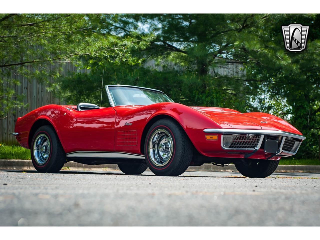Large Picture of '71 Corvette located in Illinois - QB9M