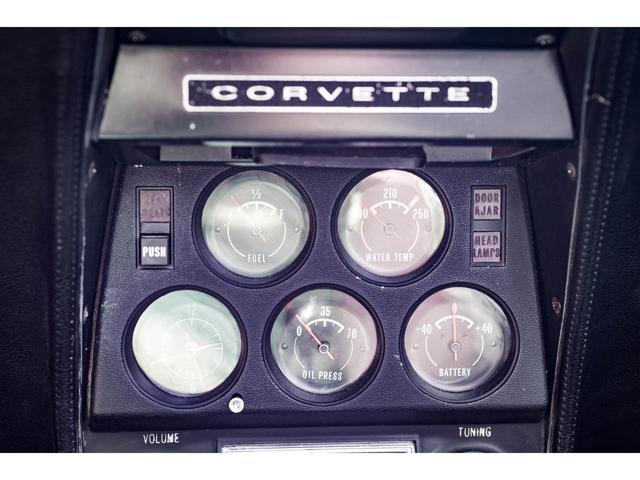 Large Picture of 1971 Corvette - $40,500.00 Offered by Gateway Classic Cars - St. Louis - QB9M