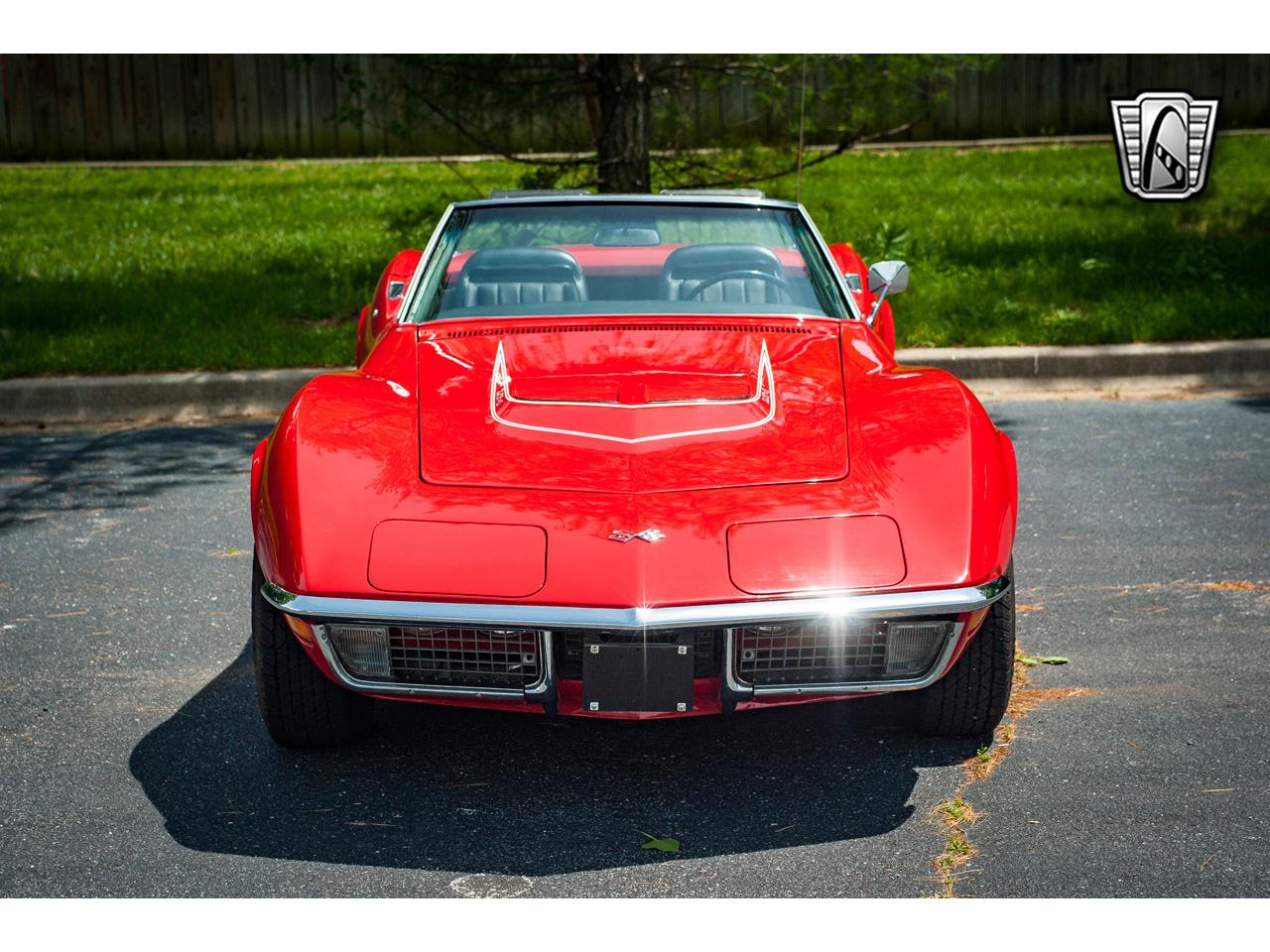 Large Picture of Classic 1971 Corvette - $40,500.00 Offered by Gateway Classic Cars - St. Louis - QB9M