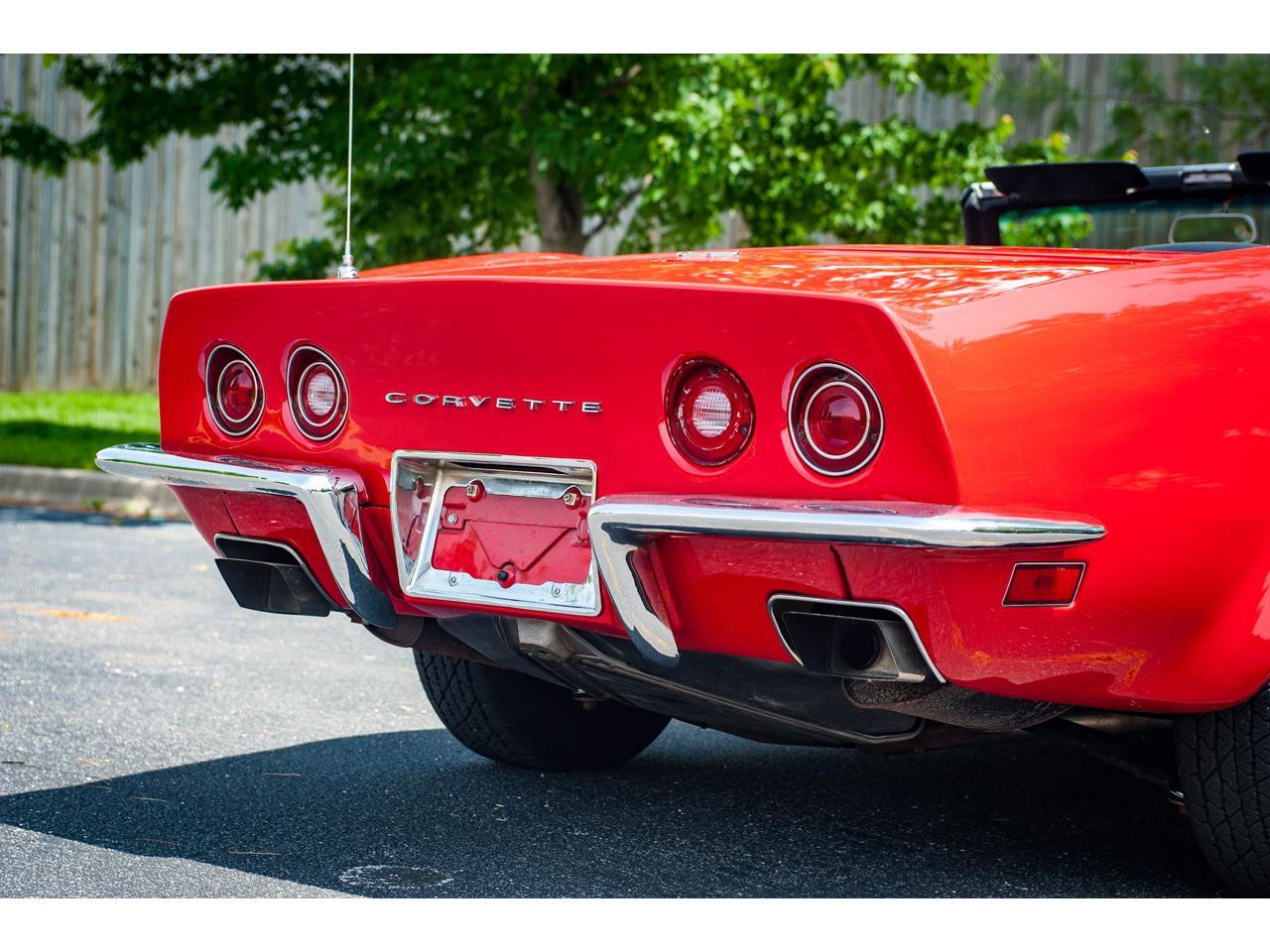 Large Picture of 1971 Corvette located in O'Fallon Illinois - $40,500.00 - QB9M
