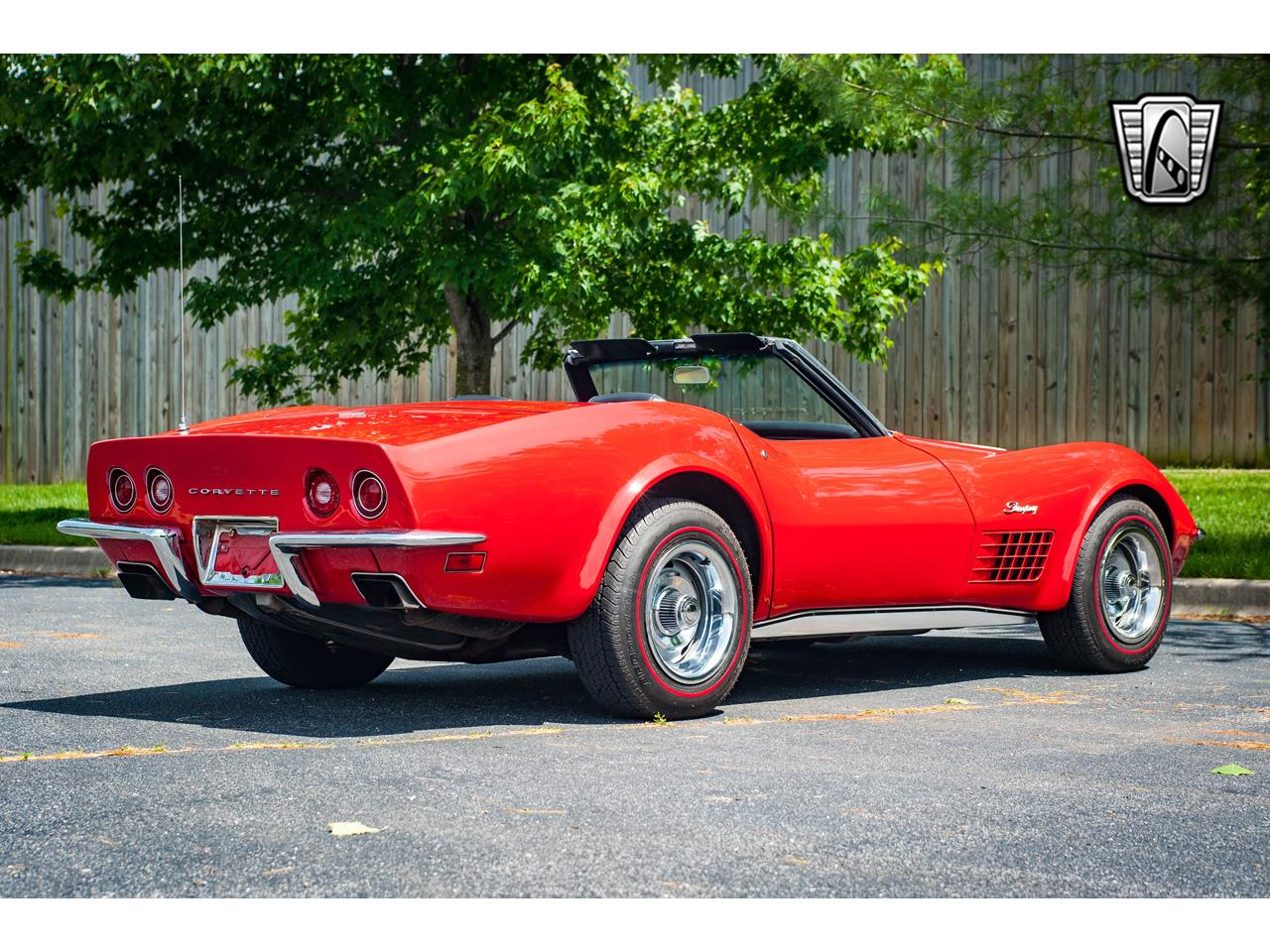 Large Picture of Classic 1971 Chevrolet Corvette - $40,500.00 Offered by Gateway Classic Cars - St. Louis - QB9M
