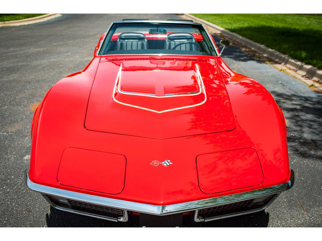 Large Picture of Classic '71 Chevrolet Corvette - QB9M