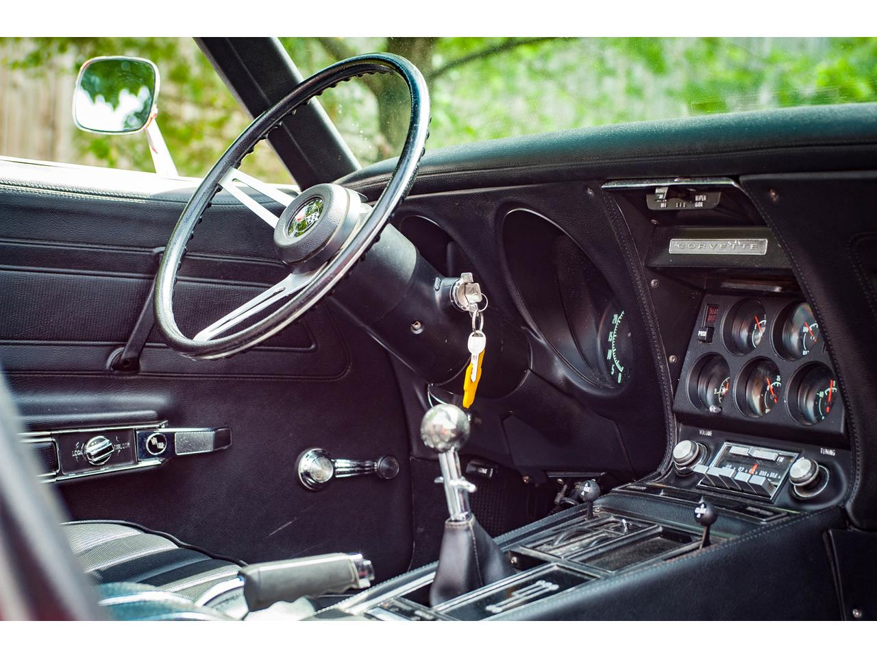 Large Picture of 1971 Corvette located in Illinois - $40,500.00 Offered by Gateway Classic Cars - St. Louis - QB9M