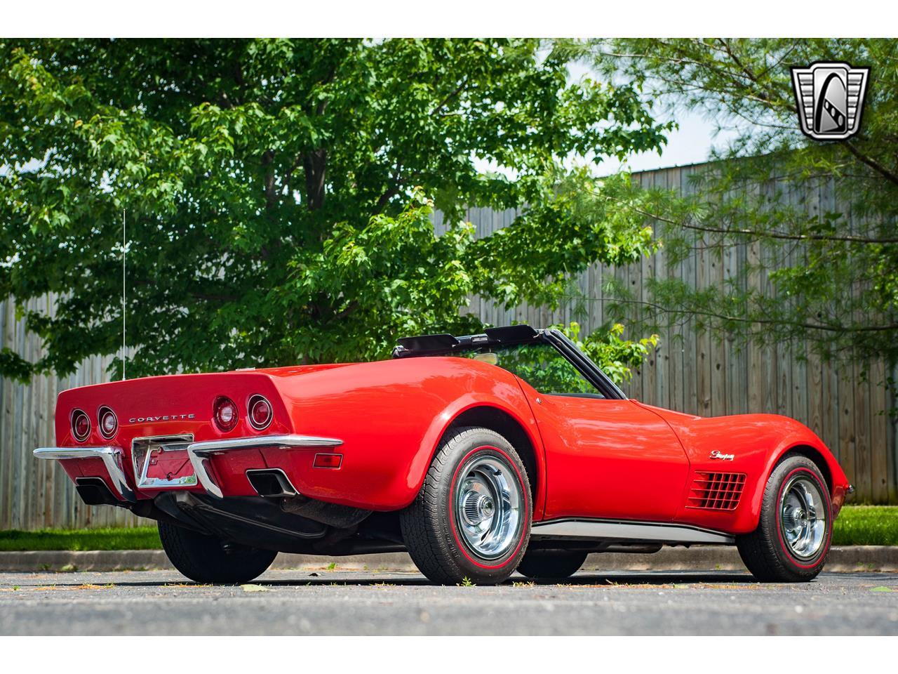Large Picture of Classic 1971 Chevrolet Corvette - QB9M